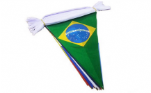 MULTI NATION BUNTING - 11.5 METRES 32 FLAGS